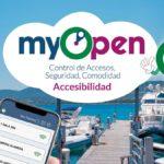 myOpen control de acceso
